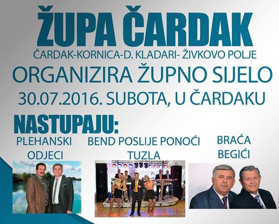 Garevac - Najava ljetnih događaja u Posavini za 2016  godinu